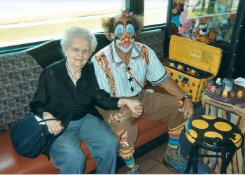 Clown & Grandma